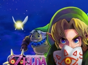 UNBOXING: N3DS XL edición Majora´s Mask 3D (pre-installed)