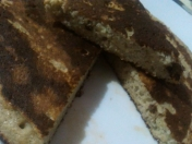 Tortilla fit (foto receta)