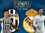 Juventus  - Real Madrid, la previa arranca, en este post