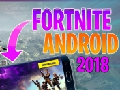 Fortnite llega a los celulares con Android