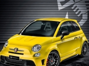 Fiat Abarth 695 Biposto Record | Motor Evolution