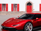 Ferrari SP38: un one-off inspirado en el F40