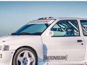 Este es el For Escort RS Coswort de Ken Block