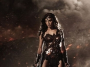Imagen Oficial de Wonder Woman en Batman v. Superma