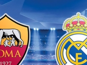 Roma 0-2 Real Madrid (Champions League)