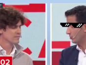 El Turn Down for what de Tombolini a Lousteau