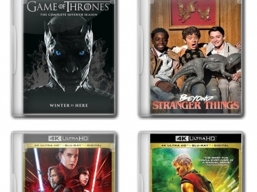 | Game Of Thrones S7 | Stranger Things | +8 Bluray Extras | published in TV, películas y series