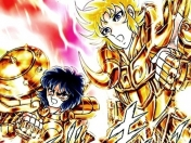 Saint Seiya Next Dimension Manga #01 a color!