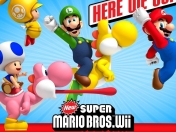 Hack-rom Newer Super Mario Bros Wii (Videos) parte 2