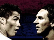 messi vs ronaldo - abril-mayo 2011