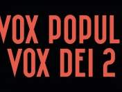 (finish)Vox populi Dei free para steam 10.000 copias