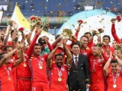 Atencion:Chile ganó otro título con la mayor-China Cup.