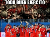 Memes Chile vs Alemania 1-0 Final Copa Conferaciones 2017