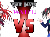 Death Battle Waifu Rias gremory vs Nico yazawa