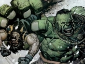 Ultimate Wolverine vs Hulk (Comic)