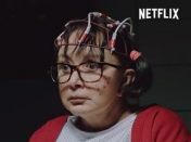 La Chilindrina en una promo de 'Stranger Things' 2da. temp.