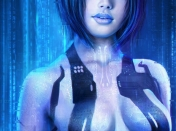 Cortana (Halo) paseará por Foursquare
