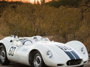 Lister Knobbly 1958: el deportivo de Cambridge