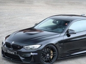Bmw M4 F82 mejorado por G-Power: 520cv y 700nm