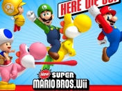 Hack-rom Newer Super Mario Bros Wii (Videos) parte 5