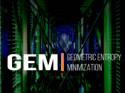 Veuskemini 雄 志 - GEM: Geometric Entropy Minimization