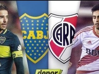 Partidazo: Boca 2 River 2 (datos + minuto a minuto) published in Deportes
