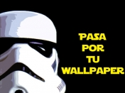 Fan de Star Wars, lleva tu fondo de escritorio
