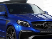 Mercedes GLE modificado por TopCar