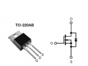 Test mosfet con multimetro