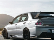 Mitsubishi Lancer Evoltion 9 MR: la mejor version de todas?