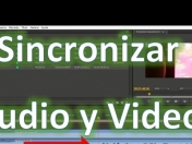 Sincronizar video y audio en adobe premiere