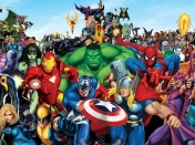 Top 10: Los Superheroes más poderosos de Marvel Comics