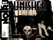 The Punisher Noir 3/4