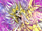Saint Seiya Next Dimension Manga 87 Ofiuco vs Geminis