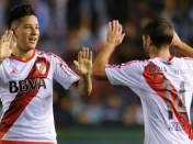 River dejó escapar tres puntos claves ante Arsenal