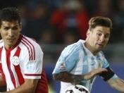 Argentina 1-0 Paraguay