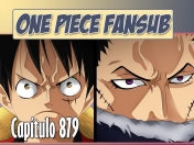 One Piece Manga 879: