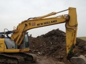 New Holland/Kobelco E200SR/E225BSR/E235SR service manual