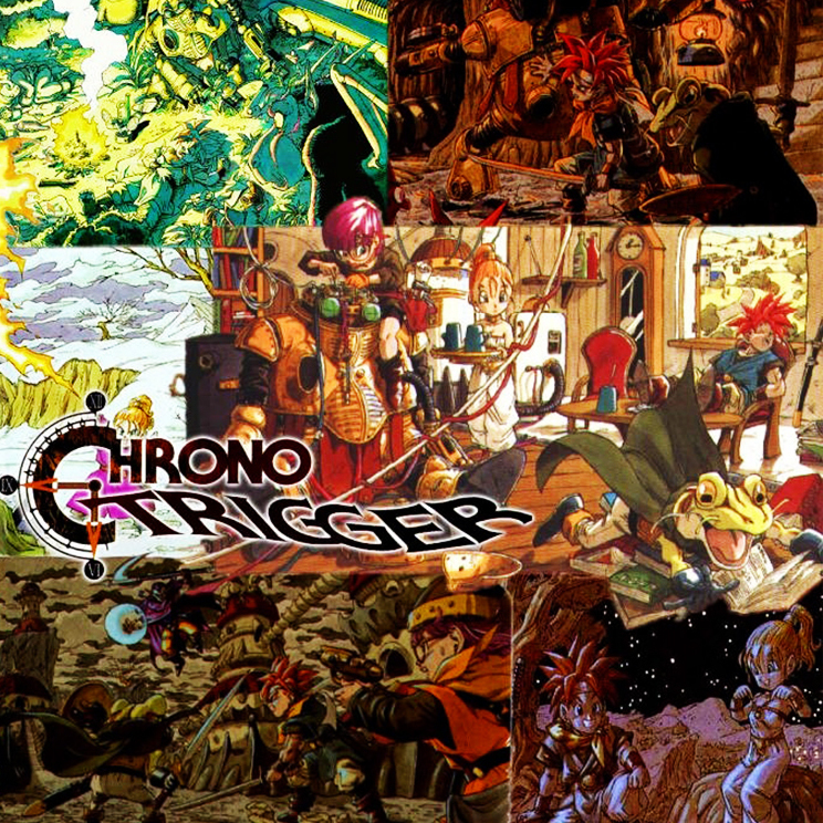 Chrono Trigger : La obra maestra del Dream Team