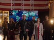 Así será el super crossover de DC.Arrow-Flash-LOT y Superg