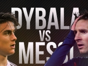 [TOP] Dybala vs Messi- video propio