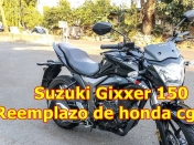 Review honesto de Suzuki Gixxer 150,linces vean esta mecha!