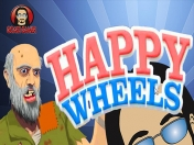 [Gameplay] Muerte y Sangre HAPPY WHEELS - Goars Gamer