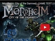 Mordheim: City of the Damned game test