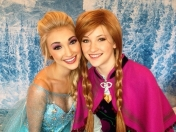 Anna Faith Frozen en la vida real