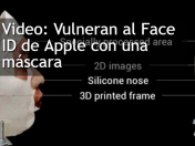 Video: Vulneran Face ID de Apple con una mascara