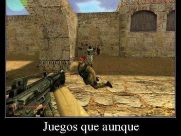 Sonidos chistosos del counter strike published in Humor