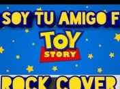 Toy Story, Aladin, Rey León Heavy Metal? Disney Rock! Entra