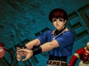 The king of fighters. Chris