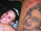 15 Horribles tatuajes que tuvieron un final Feliz